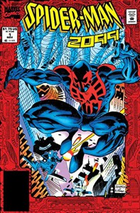 Spider-Man 2099 #1 - Peter David, Rick Leonardi