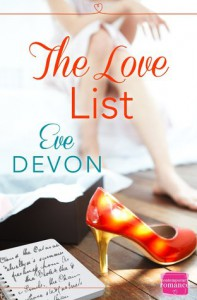 The Love List - Eve Devon