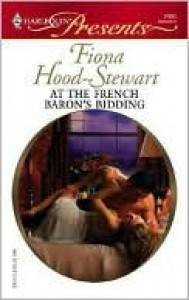 At the French Baron's Bidding - Fiona Hood-Stewart