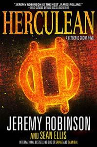 Herculean (Cerberus Group Book 1) - Sean Ellis, Jeremy Robinson