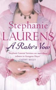 A Rake's Vow  - Stephanie Laurens