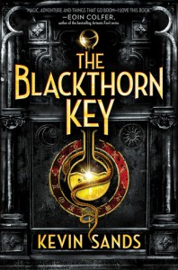 The Blackthorn Key - Kevin Sands