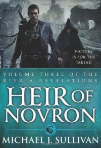 Heir of Novron - Michael J. Sullivan