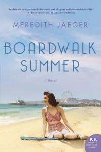Boardwalk Summer - Meredith Jaeger