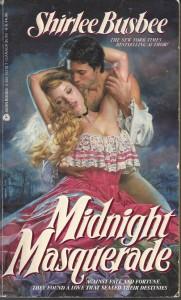 Midnight Masquerade - Shirlee Busbee