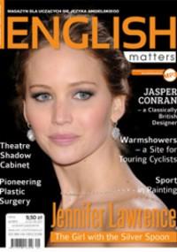 English Matters, 42/2013 (wrzesień/październik) - Redakcja magazynu English Matters