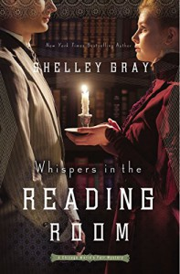 Whispers in the Reading Room  - Shelley Gray