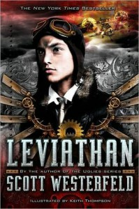 Leviathan (Leviathan #1) - Scott Westerfeld, Keith Thompson