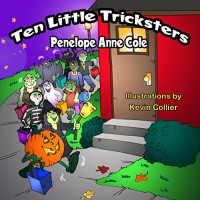 Ten Little Tricksters - Penelope Anne Cole, Kevin Collier
