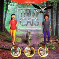 Wild Cats, around the globe with Suki and Finch (Volume #1) - Muhammad Tauhidul Iqbal Sampad, Rebecca Merry Murdock, Isabel Iglesias