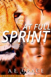 At Full Sprint (A BBW Shifter Romance) (Last of the Shapeshifters) - A.E. Grace, H.G. Hawley