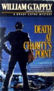 Death at Charity's Point - William G. Tapply
