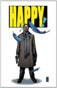 Happy! - Grant Morrison, Darick Robertson