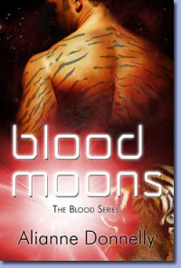 Blood Moons - Alianne Donnelly