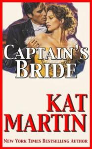 Captain's Bride - Kat Martin