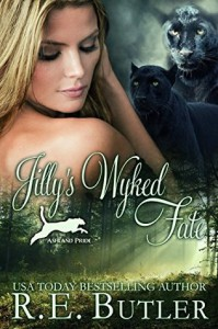 Jilly's Wyked Fate - R.E. Butler