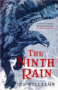 The Ninth Rain - Jen Williams