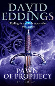 Pawn of Prophecy (The Belgariad Book 1) - David Eddings