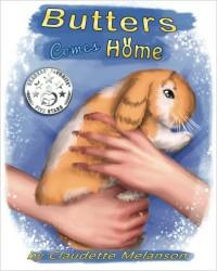 Butters Comes Home (Butters #1) - Claudette Melanson, Rachel Montreuil