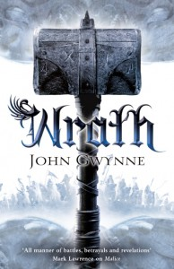 Wrath - John Gwynne
