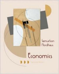 Economics - Paul Samuelson;William Nordhaus