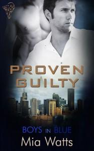 Proven Guilty - Mia Watts