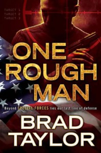One Rough Man - Brad Taylor