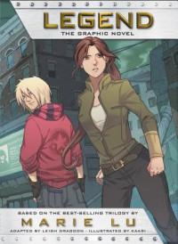 Legend: The Graphic Novel - Marie Lu