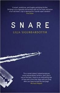 Snare (Reykjavik Noir) - Lilja Sigurdardottir