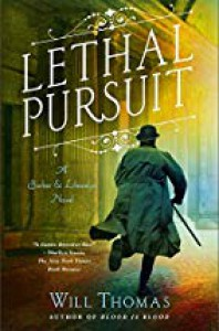 Lethal Pursuit - Will Thomas