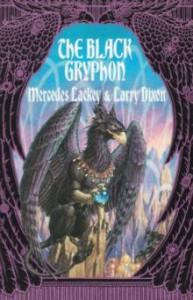 The Black Gryphon  - Mercedes Lackey, Larry Dixon