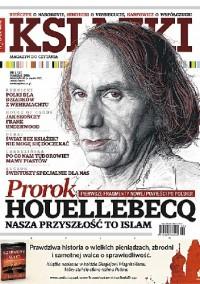 Książki. Magazyn do czytania nr 1/2015 - Redakcja magazynu Książki. Magazyn do czytania