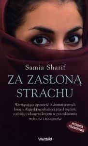Za zasłoną strachu - Samia Shariff