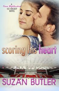 Scoring His Heart - Suzan Butler