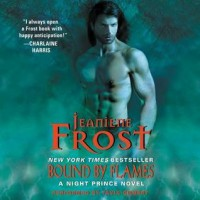 Bound by Flames - Jeaniene Frost, Tavia Gilbert