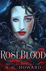 RoseBlood - Howard A. DeWitt