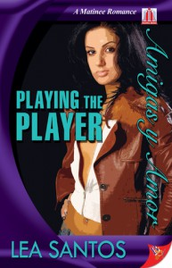 Playing the Player - Lea Santos