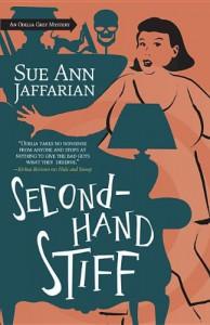 Secondhand Stiff - Sue Ann Jaffarian