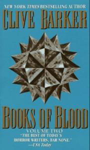 Books of Blood, Vol. 2 - Clive Barker