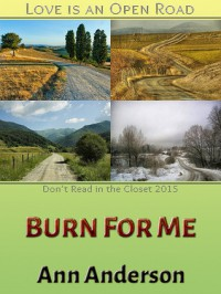 Burn For Me - Ann   Anderson