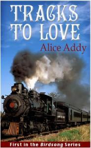 Tracks To Love (Birdsong, #1) - Alice Addy