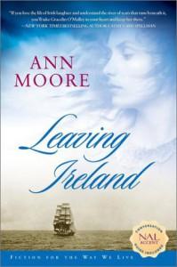 Leaving Ireland - Ann Moore