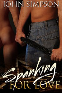 Spanking for Love - John Simpson