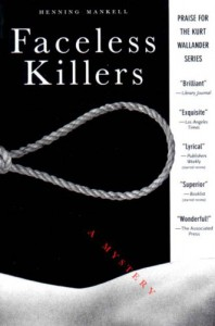 Faceless Killers (Wallander, #1) - Henning Mankell, Steven T. Murray
