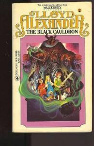 The Black Cauldron (Chronicles of Prydain, Book 2) - Lloyd Alexander