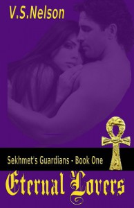 Eternal Lovers - Sekhmet's Guardians - Book One - V.S. Nelson