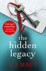 The Hidden Legacy - G. J. Minett