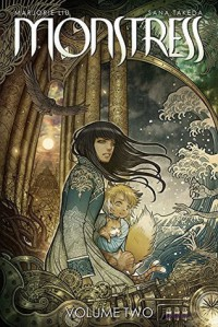 Monstress Volume 2: The Blood - Marjorie M. Liu