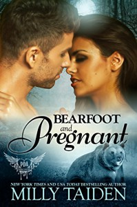 Bearfoot and Pregnant: BBW Paranormal Shape Shifter Romance (Paranormal Dating Agency Book 10) - Milly Taiden