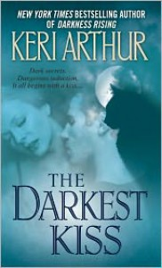 The Darkest Kiss (Riley Jenson Guardian Series #6) -